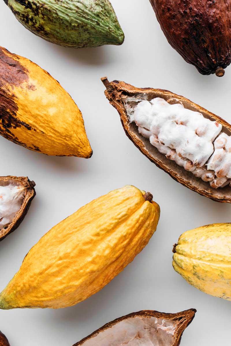Cacao de Colombie