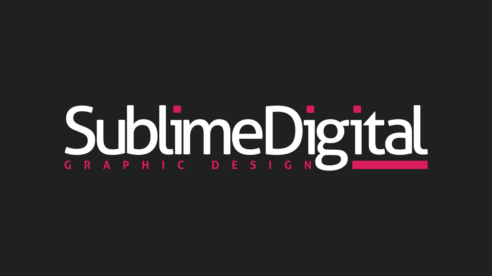Sublime Digital • Sublime Digital Graphic Design logo design: sublime-digital.com/portfolio/sublime-digital-graphic-design