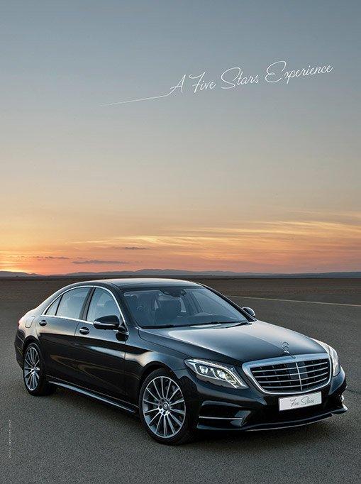 Drive Monte-Carlo print advert