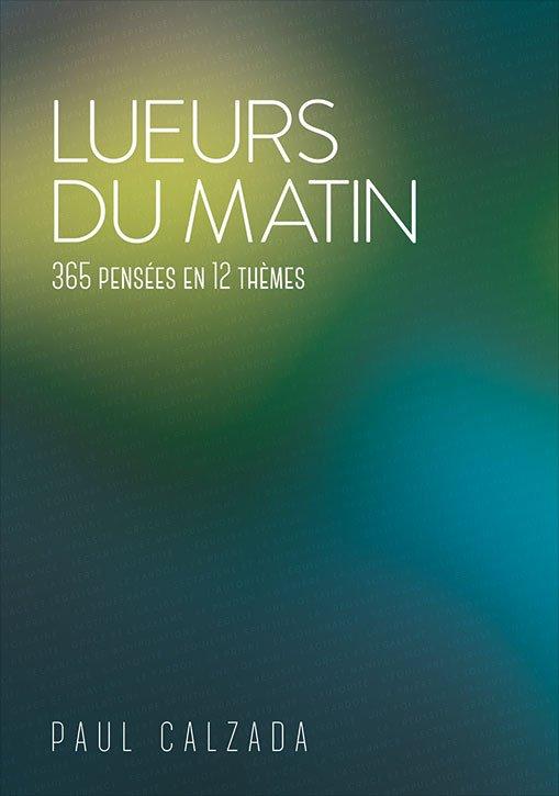 Lueurs du Matin book cover