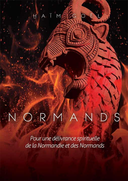 NORMANDS book cover